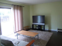 Bright 2 bedroom suite Fully Furnished, All Utilities Included