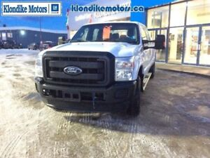 2013 Ford F-350 Super Duty XL  -  AM/FM Stereo