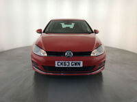 2013 63 VOLKSWAGEN GOLF GT BLUEMOTION AUTO TDI 1 OWNER SERVICE HISTORY FINANCE