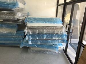 Twin, double, queen and King size mattresses starting only $50!