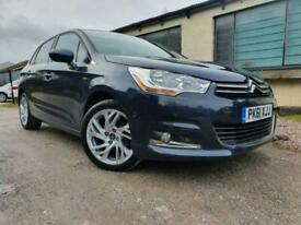 image for 2012 (61) CITROEN C4 1.6HDI EXCLUSIVE **FULL HISTORY, HIGH SPECIFICATION**
