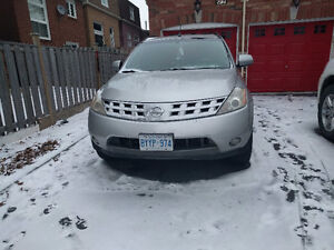 2004 Nissan Murano SL SUV, LEATHER, 6 CD, , NAVIGATION - ETESTED