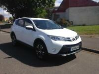 2015 Toyota RAV4 2.0 D-4D Icon 2WD 5dr