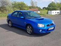 Subaru Impreza Wrx Turbo Awd