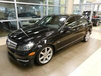 Mercedes-benz C350 4matic  * 4MATIC * CUIR 2012