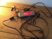 Halfords motorbike battery charger £15