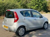 2010 Vauxhall Agila 1.2 16V Club 5dr HATCHBACK Petrol Manual