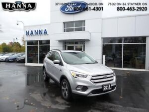 2018 Ford Escape SEL 4WD  *300A*