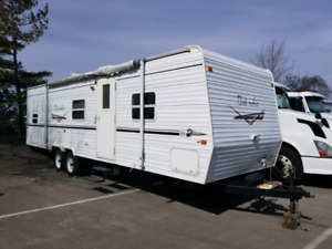 2008 Fleetwood Bel Air Supreme 34FT Travel Trailer