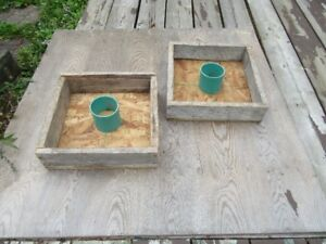 WASHER TOSS GAMES (2 SETS)