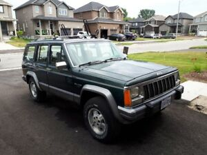 Jeep Cherokee Laredo 1992 for Sale