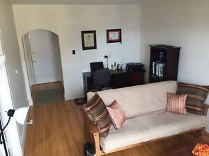 Heated - 1 bedroom - CLEAN and QUIET