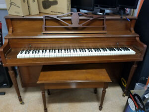 Cecilian Piano with Bench