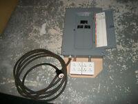 Tableau électrique 220 ampères