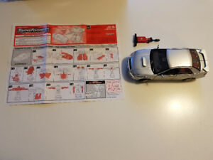 Transformers Silverstreak Subaru Impreza WRX