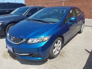 2012 Honda Civic EX-L w/ 2015 Front end! WE PAY HST! CERTIFIED!
