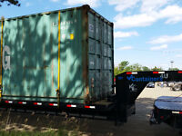 40' High Cube Storage and Shipping Containers - SeaCans on Sale!