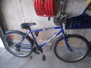 """26"""" Male Supercycle with 18 Speed for $90 or o.b.o."""