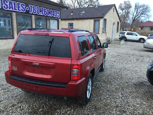 2010 JEEP PATRIOT 4X4    1 OWNER    1 YEAR WARRANTY Edmonton Edmonton Area image 7