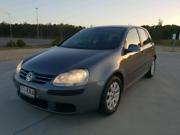2007 Volkswagen Golf Comfortline V Manual MY07 Newstead Brisbane North East Preview