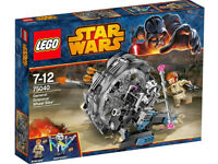 Lego Star Wars 75040, New in Factory Sealed Box