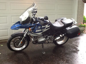 BMW 1150GS Beautiful example