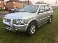 04 FRONTERA 2.2 TDI. MAY MOT. HALF LEATHER. TIDY 4x4