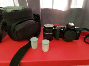 EOS Rebel XS. Canon