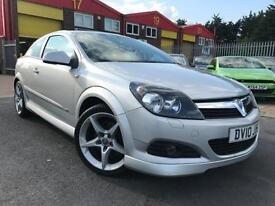 2010 Vauxhall Astra 1.9 CDTi 16V SRi [150] 3dr [Exterior Pack] TURBO DIESEL 5...