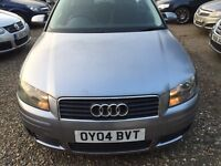 Audi A3 1.6 like Volkswagen Golf 1.6, Ford Focus, Vauxhall astra
