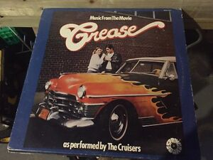 45 tour du film Grease