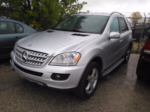 2007 Mercedes-Benz M-Class 3.5L SUV, Crossover