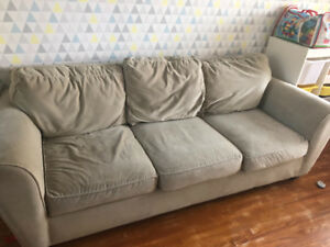 Super comfy, highly durable and washable couch for sale