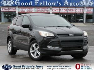 2014 Ford Escape SE MODEL, FWD, REAR VIEW CAMERA, 2.0L ECOBOOST
