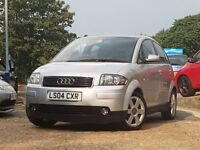 Audi A2 1.4 2004MY SE ONLY DONE 38K MILES