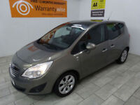 2011,Vauxhall/Meriva 1.4 16v 100bhp a/c SE***BUY FOR ONLY £28 PER WEEK***