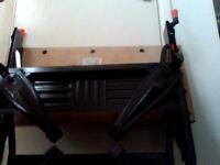 black and decker work bench