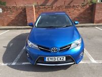 TOYOTA AURIS 1.6 5DR ONLY 26000 MILEAGE 2 YEARS WARRANTY