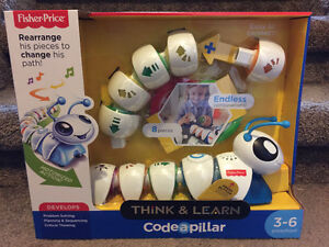 Fisher Price Code A Pillar