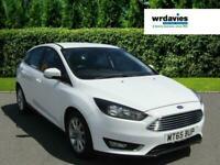 2015 Ford Focus TITANIUM Hatchback Petrol Manual