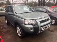 Land Rover Freelander 2.0 TD4 HSE 5dr | Automatic