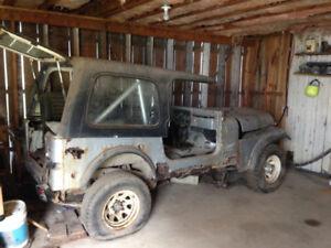 Jeep Renegade CJ-7 (1984)