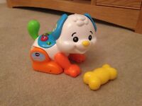 Vtech shake and move puppy toy
