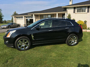 2010 Cadillac SRX Puddy Leather SUV, Crossover