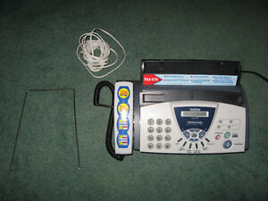 FAX Machine Brother FAX-575 Used good condition - needs ribbon.