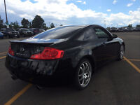2006 Infiniti G35 Coupe Black - Immaculate Condition.