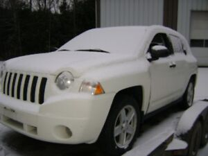 !!!   ALL PARTS AVAILABLE 2008 JEEP COMPASS AWD  !!!
