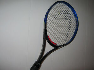 TENNIS- TENNIS RACQUET #3 - HEAD OVERSIZE WIDEBODY
