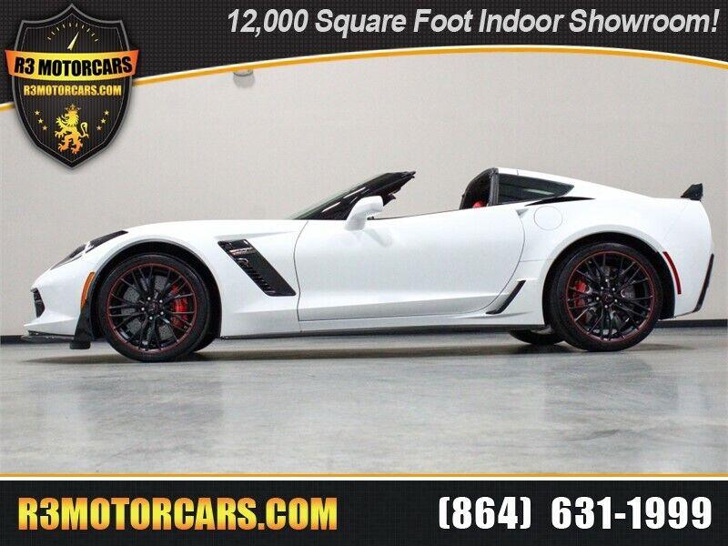 2019 White Chevrolet Corvette Z06 2LZ | C7 Corvette Photo 1