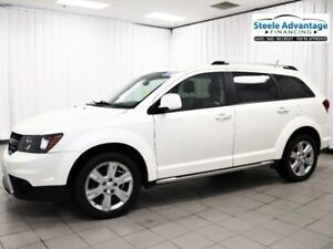 2015 Dodge Journey Crossroad w/Leather, Sunroof, AWD and much mo
